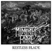 MIDNIGHT FORCE (UK) / Restless Blade + 2 (2019 reissue)