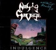 NASTY SAVAGE (US) / Indulgence + Abstract Reality (Limited edition 2015 digipak reissue)