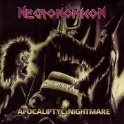 NECRONOMICON (Germany) / Apocalyptic Nightmare + 1 (2016 reissue)