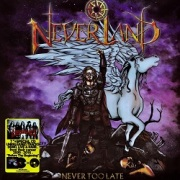 "NEVERLAND (Thailand) / Never Too Late (7"" vinyl) + Before The Beginning (CD)"