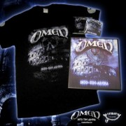 OMEN (US) / Into The Arena (Limited box set)