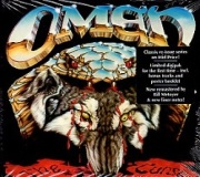 OMEN (US) / The Curse + Nightmares + 1 (Limited edition 2016 digisleeve reissue)