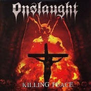 ONSLAUGHT (UK) / Killing Peace (2018 reissue)