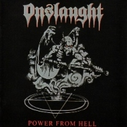ONSLAUGHT (UK) / Power From Hell + 2 (Limited Edition with slipcase and patch)