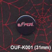 OUF METAL/PIN (31mm)