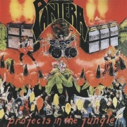 PANTERA (US) / Projects In The Jungle (collector's item)