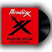 """PARADOXX (US) / Plan Of Attak - The Complete Worxx (12""""LP)"""