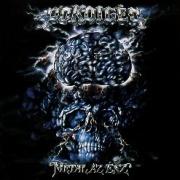 POKOLGEP (Hungary) / Metal Az Esz + 5 (2012 reissue)