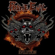 PRIME EVIL (US/New York) / Evilution (with Patch)