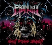 PRIMITAI (UK) / Night Brings Insanity