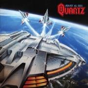 QUARTZ (UK) / Against All Odds (2015 reissue)