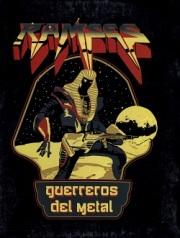 RAMSES (Mexico) / Guerreros Del Metal (2017 reissue)