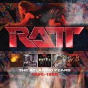 RATT (US) / The Atlantic Years 1984-1990 (5CD box set)