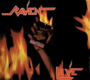 RAVEN (UK) / Live At The Inferno (2017 reissue)