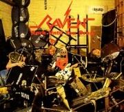 RAVEN (UK) / Rock Until You Drop + 3 (2017 reissue)