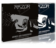 RAZOR (Canada) / Armed And Dangerous - 35th Anniversary Edition
