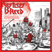 RESTLESS BREED (US) / No Walls Can Hold: The Demo Anthology