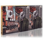 RIOT (US) / Archives Volume 1: 1976-1981 (CD+DVD)