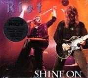 RIOT (US) / Shine On (2017 reissue CD+DVD)