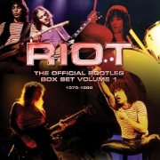 RIOT (US) / The Official Bootleg Box Set Volume 1: 1976-1980 (6CD box set)