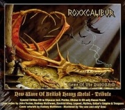 ROXXCALIBUR (Germany) / Gems Of The NWOBHM (special edition with slipcase)