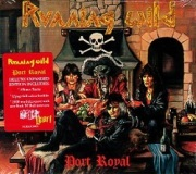 RUNNING WILD (Germany) / Port Royal + 3 (Deluxe Expanded Edition)