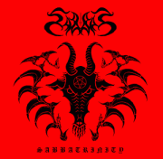 SABBAT (Japan) / Sabbatrinity (Red Cover with Patch)