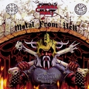 SATAN'S HOST (US) / Metal From Hell + Midnight Wind (2014 reissue)