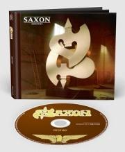 SAXON (UK) / Destiny + 6 (2018 reissue digibook)