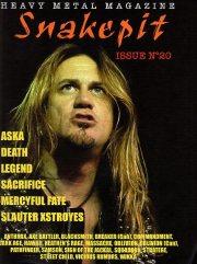 SNAKEPIT / Issue 20