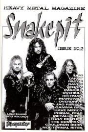 SNAKEPIT / Issue 2