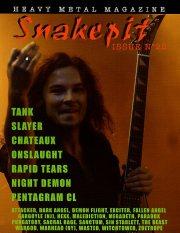 SNAKEPIT / Issue 22