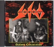 SODOM(Germany) / Satans Conjuration
