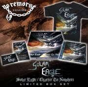 SOLAR EAGLE (Canada) / Solar Eagle + Charter To Nowhere (Limited box set)