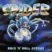 SPIDER (UK) / Rock 'n' Roll Gypsies + 9 (2020 reissue)