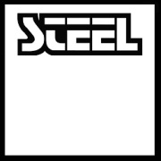 STEEL (UK) / Rock Out c/w All Systems Go