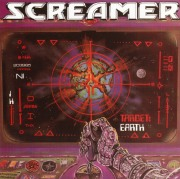 SCREAMER (US) / Target: Earth (collector's item)