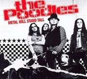 THE POODLES (Sweden) / Metal Will Stand Tall + 3 (Limited digipak edition)