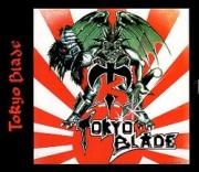 TOKYO BLADE (UK) / Tokyo Blade + 5 (2019 reissue with slipcase)