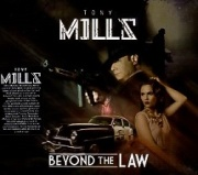 TONY MILLS (UK) / Beyond The Law