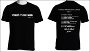 TYGERS OF PAN TANG (UK) / 2017 UK Tour T-shirt