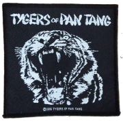 TYGERS OF PAN TANG (UK) / Official Patch