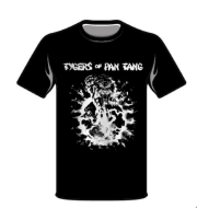 "TYGERS OF PAN TANG (UK) / ""Tygers Of Pan Tang"" album T-shirt"