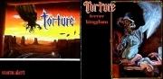 TORTURE(US) / Terror Kingdom + Storm Alert (collector's item)