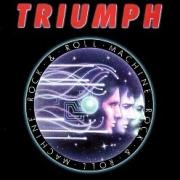 TRIUMPH (Canada) / Rock & Roll Machine (Brazil edition)