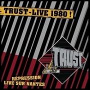 """TRUST (France) / Repression Live Sur Nantes (12""""DLP)"""