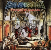 SALAMANDRA (Czech Republic) / Twilight Of Legends
