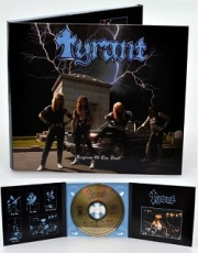 TYRANT (US) / Legions Of The Dead + 7 (2018 reissue)