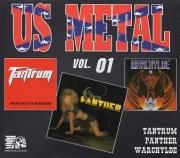 V.A. / US METAL Vol. 01