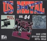 V.A. / US METAL Vol. 04